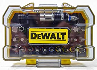 DeWalt DT7969-QZ, 32 Piece XR Professional Magnetic Screwdriver Bit Accessory Set, Yellow (B007MMG4YK) | Amazon price tracker / tracking, Amazon price history charts, Amazon price watches, Amazon price drop alerts