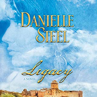 Legacy                   By:                                                                                                                                 Danielle Steel                               Narrated by:                                                                                                                                 Arthur Morey                      Length: 9 hrs and 41 mins     25 ratings     Overall 4.0