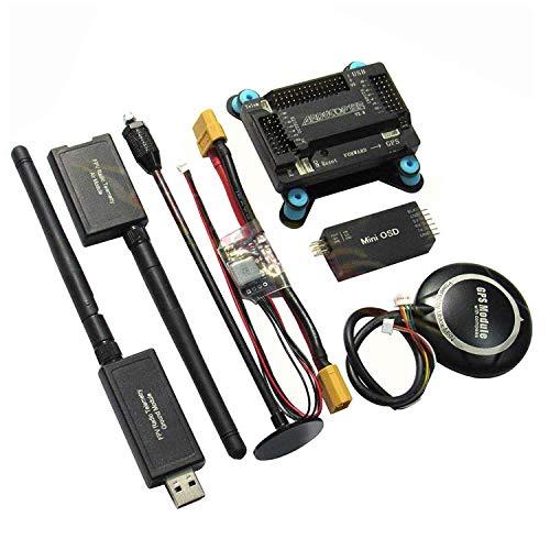 powerday APM2.8 controlador de vuelo M8N GPS 3DR 915Mhz telemetría OSD módulo de potencia para F450 S500 RC Drone Multirotor DIY Quadcopter