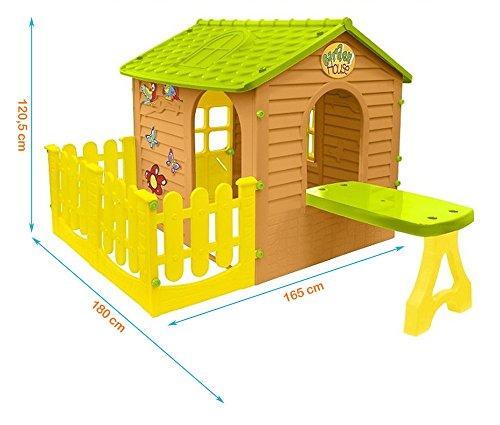 Big House mit Gartentisch (Mochtoys) - 3