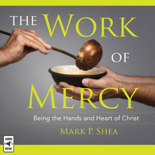 The Work of Mercy audiobook cover art