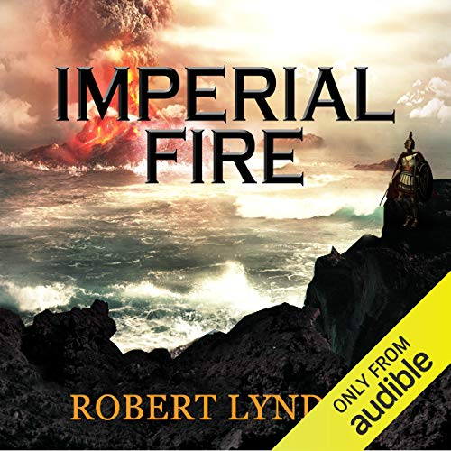 Imperial Fire audiobook cover art