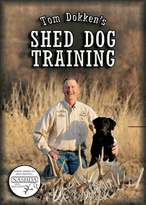 Tom Dokken's Shed Dog Training DVD | SA-DVD | Dog Hunting NEW