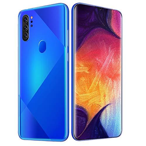 Celulares,teléfonos Smartphone M80 SIM Libre Android Desbloqueado, 6.7