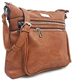 Designer Handbags for Women Stylish Multi Pocket Cross Body shoulder Bag in Premium