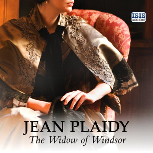 The Widow of Windsor audiobook cover art