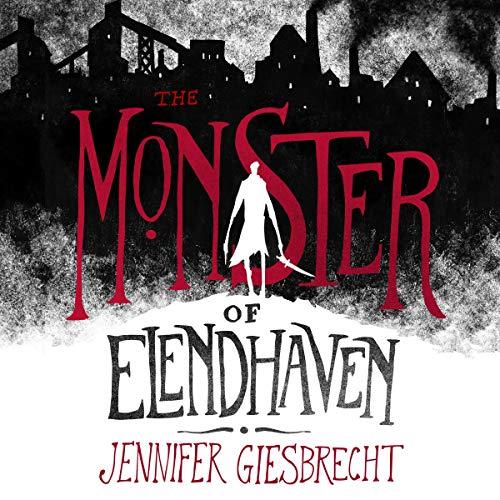 Couverture de The Monster of Elendhaven