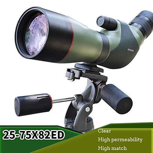 Why Should You Buy ZYL-YL 10X50 Hd Highdefinition Binoculars Waterproof Telescope Telescope Weak Lig...