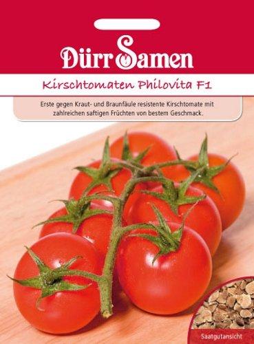 Tomaten Kirschtomate Philovita Samen