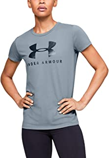 Under Armour Women's Graphic Sportstyle Classic Crew T-Shirt