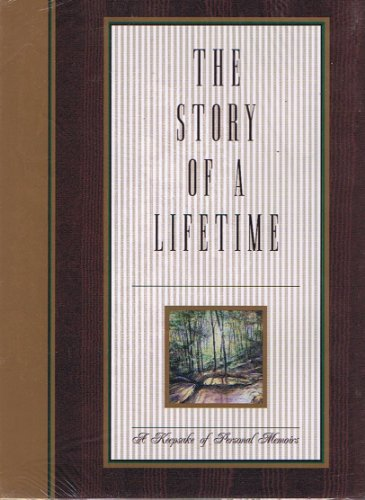 Compare Textbook Prices for Pamela and Steven Pavuk's: THE STORY OF A LIFETIME: A Keepsake of Personal Memoirs Hardcover; Plum Matte-Finish Laminated Covers, with Gold Leaf Edges  ISBN 8601409873060 by Pamela and Steven Pavuk