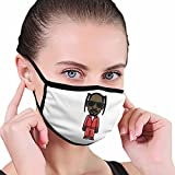 S_N_Oo_P Dog_G - Fundas para la cara para mujer y hombre, con patrón de polvo