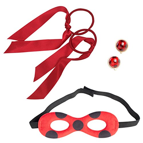 Bandai  Miraculous Ladybug  Mini role play  Disfraz  39990