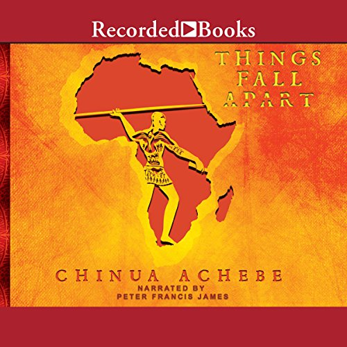 Things Fall Apart audiobook cover art