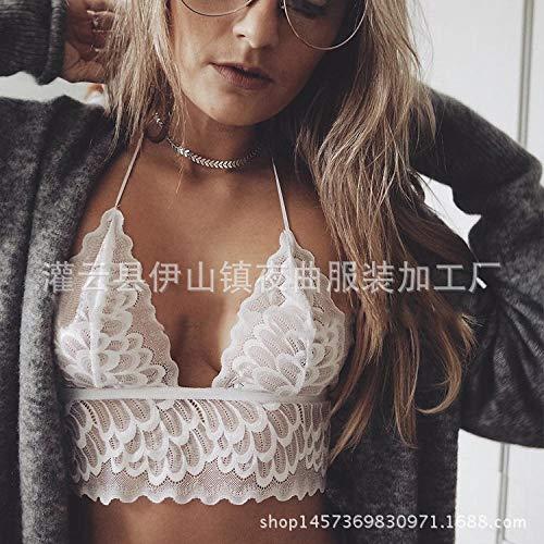 BAKND Dames Lingerie Sets Vrouwen Erotische Jurken Kant vest met sexy lingerie