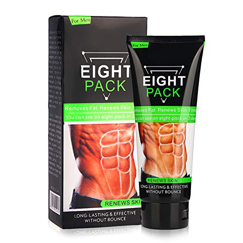 Abnehmen Creme, Cellulite Creme, Anti Cellulite Fettverbrennungscreme Anti Cellulite Schlankheits Bauchcreme zur Unterstützung des Muskelwachstums Entfernung von...