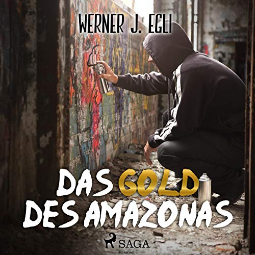 Das Gold des Amazonas Titelbild