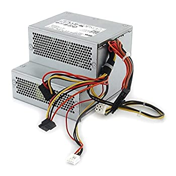 Dell Optiplex 580 760 960 DT 255W Power Supply FR597  D255P-00