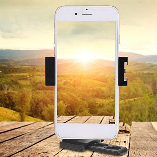 DAUERHAFT Clip para teléfono móvil de aleación de Aluminio, con diseño de...
