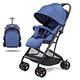 Lightweight Stroller, Baby Umbrella Strollers Foldable Compact Stroller for Travel, Convenience Stroller with Oversized...