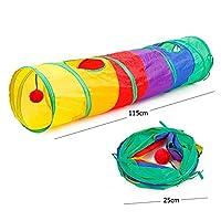 2/3/5穴折りたたみ式ペット猫トンネルおもちゃ子猫ウサギ屋内屋外吊りボールトレーニングおもちゃプレイトンネルチューブ猫用品-01