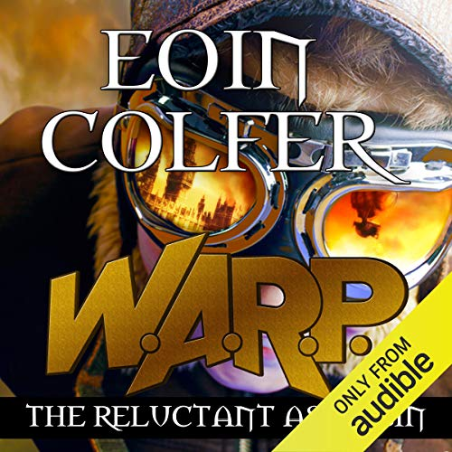W. A. R. P. The Reluctant Assassin cover art