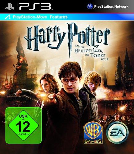 Harry Potter und die Heiligtümer des Todes - Teil 2 (Move kompatibel)