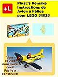 PlusL's Remake Instructions de Avion à hélice pour LEGO 31023: Vous pouvez construire le Avion à hélice de vos propres briques!