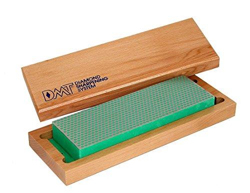 DMT Diamant 8in Schleifstein in Holz Box 1200Grit–Extra Fine