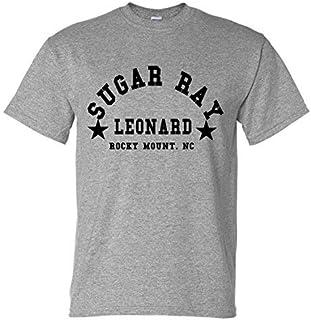 Sugar Ray Leonard Boxing Gym Training T-Shirt
