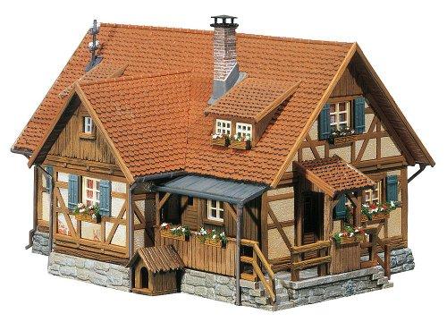 Faller - Edificio para modelismo ferroviario N Escala 1:160