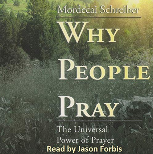 Why People Pray audiobook cover art