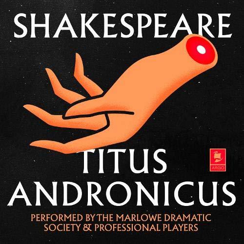 Titus Andronicus Titelbild