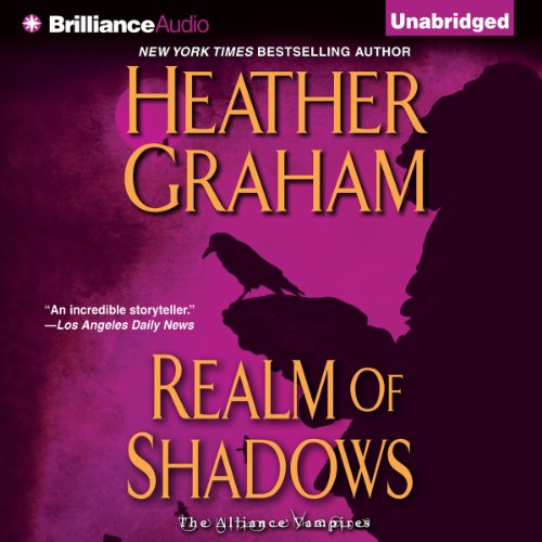 Realm of Shadows audiobook cover art