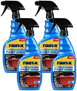 Best rain x fast wax liquid formula Reviews