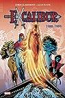 Excalibur - Intégrale : 1988-1989 par Claremont
