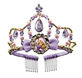 Rapunzel Classic Disney Princess Tangled Tiara, One Size Child