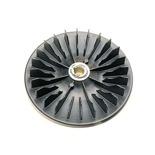 Ratioparts (Außen-Ø 235mm Lüfterrad, schwarz