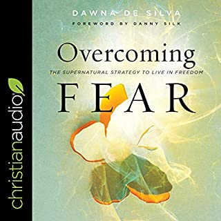 Overcoming Fear audiobook cover art