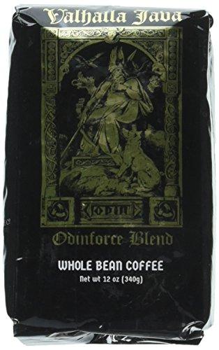 Valhalla Java Whole Bean Coffee Bundle Deal, USDA Certified Organic & Fair Trade (2-Pack) 24oz