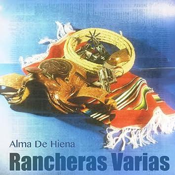Alma De Hiena (Rancheras Varias)