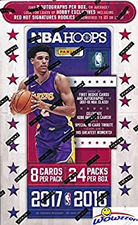 2017 18 panini hoops basketball