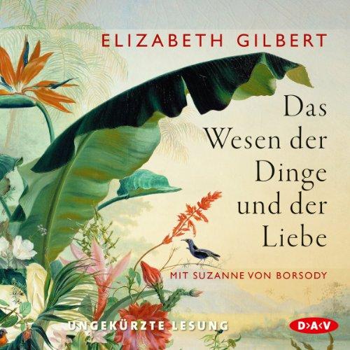Das Wesen der Dinge und der Liebe audiobook cover art