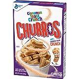 Cinnamon toast Crunch Churros