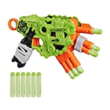 NERF Zombie Strike Alternator Blaster -- Fires 3 Ways -- Includes 12 Official Zombie Strike Elite Darts - for Kids,...