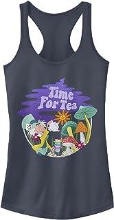 Disney womens Tea Time Filled T-Shirt