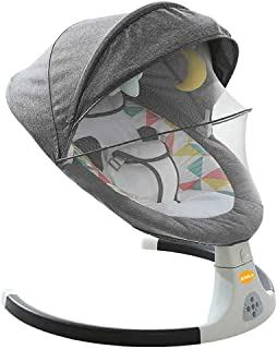 Coax Baby Artifact Baby Bb Electric Rocking Chair Smart Bluetooth Electric Cradle Crib