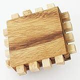 CHIP jeu casse tête à partir de 9 ans difficulté 3/6. En bois massif aux normes CE marque...