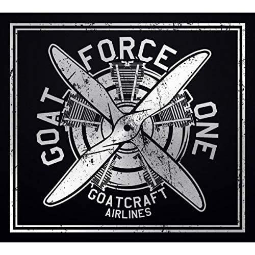 GOAT FORCE ONE