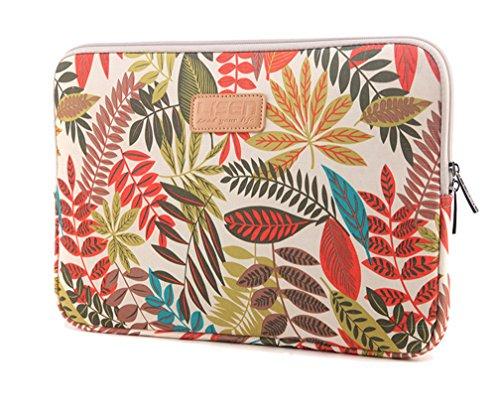 Bohème Schutzhülle Schutztasche für Laptops Laptophülle Tasche Schutzhülle Sleeve Tasche für Laptop/Notebook Tablet iPad Tab 12